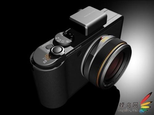 最另类造型 传闻松下将发布M4/3新机LX5