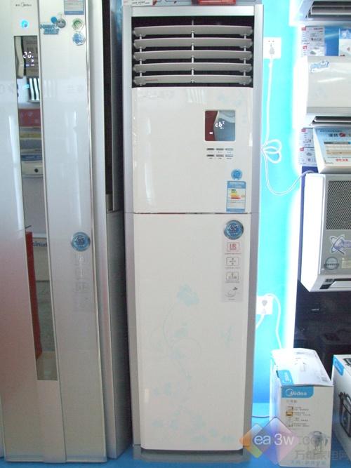 柜机也热销 美的E180变频空调降2000特卖