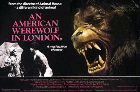 老版《美国狼人在伦敦》