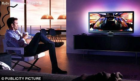 飞利浦56寸21:9超宽屏电视上市 价格不菲