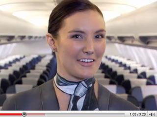 图:新西兰航空空姐裸体出演a航空v航空风俗录像美女图图片