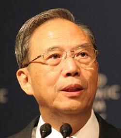 国务院前副总理、中国国际经济交流中心理事长曾培炎