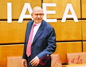 巴拉迪定于今年11月30日卸任。