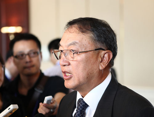 联想集团创始人兼董事局主席柳传志