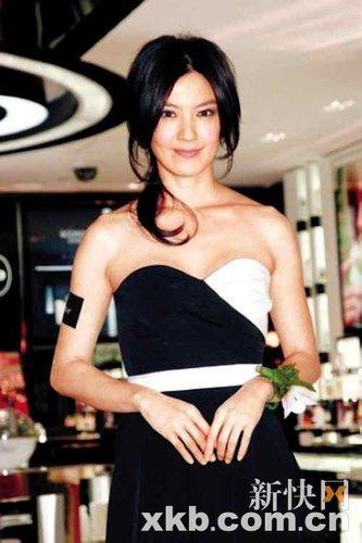 林熙蕾两年内嫁朱孝天