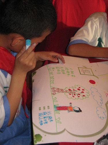 honda与小学生共创绿色未来