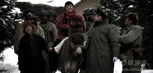 图:电视剧《高粱红了》精美剧照 - 147