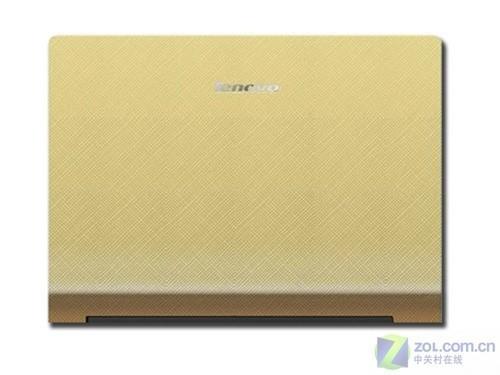 配置大升级 联想V450香槟金色本6699元