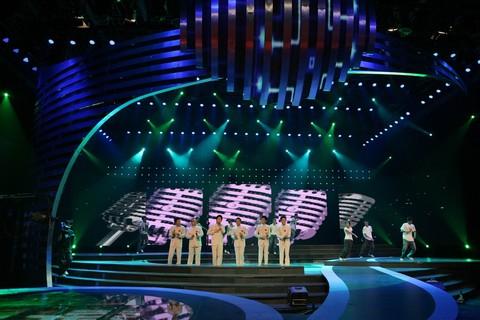 图:安徽卫视《为爱高歌》 25