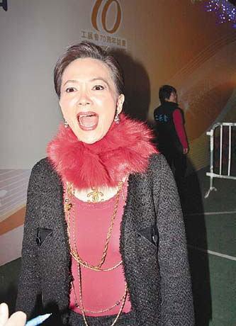 查小欣否认踢爆王祖贤出家。