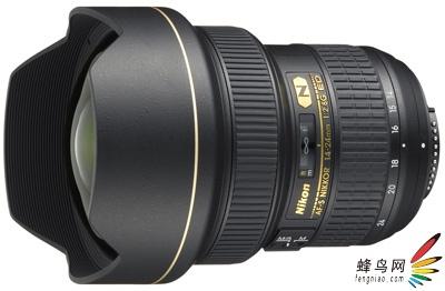 顶级搭配之尼康发布AF-S14-24mm F2.8头
