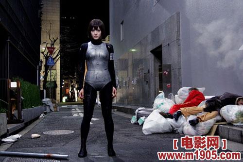 机器人女友造型