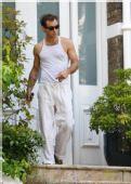 好莱坞一周潮人街拍:裘德-洛