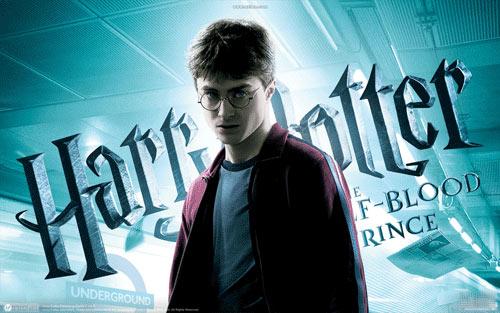 《哈利波特与混血王子》壁纸欣赏3