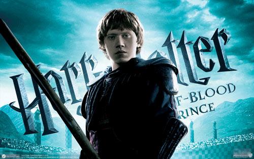 《哈利波特与混血王子》壁纸欣赏5