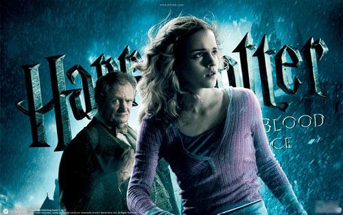 《哈利波特与混血王子》壁纸欣赏9
