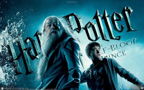 《哈利波特与混血王子》壁纸欣赏10