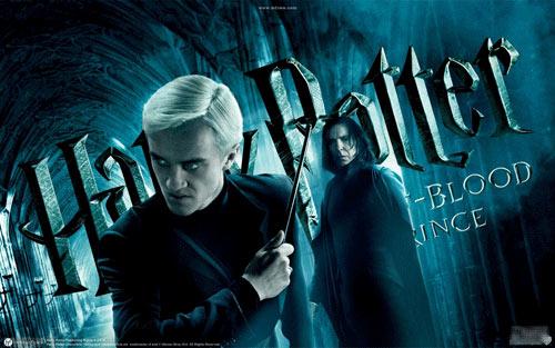 《哈利波特与混血王子》壁纸欣赏12