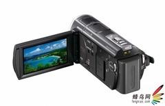 闪存优先!索尼发布两款全高清DV新产品
