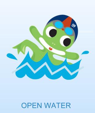 公开水域游泳