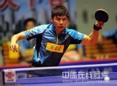 图文:乒超八一男团3-2江苏 陈玘关注来球