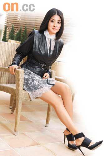 陈慧琳表示每见有好友透过电视媒体向她祝贺时也表示感激