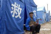 图文:云南牟定县受灾民众生活基本稳定