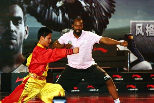 学习中国武术
