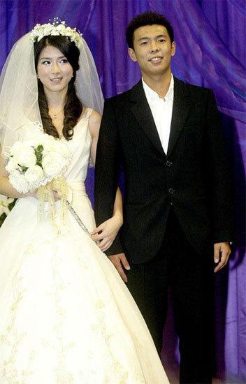 徐亮和爱妻