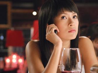 章子怡既是《非常完美》的绝对女主角,也是制片人之一