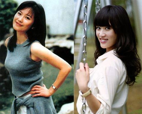 美丽无辜型:俞飞鸿和陈乔恩