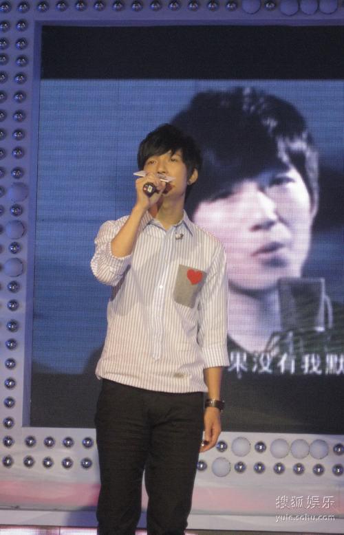 陈楚生献唱主题曲《为爱高歌》