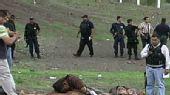 墨西哥家族贩毒集团伏击警方 绑架折磨12人致死