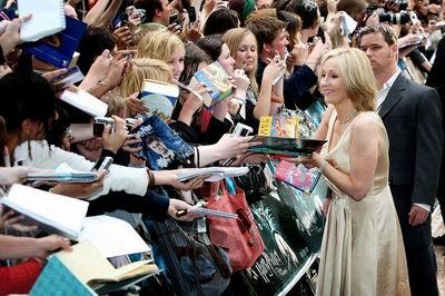 《哈利-波特》系列在全球拥有无数粉丝