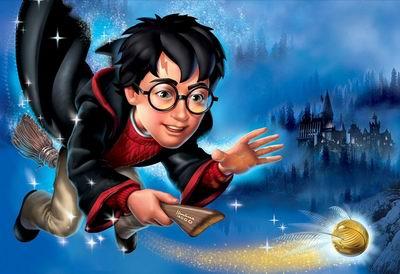 """""""哈利-波特""""无疑是最著名的虚拟人物之一"""