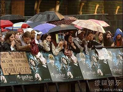《哈利-波特》电影首映礼向来是全球哈波迷的盛事