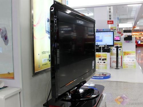 全国独家首报 LG47寸LED液晶电视实拍