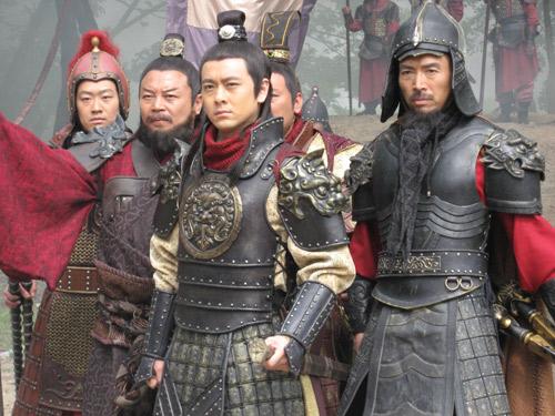 《少林寺传奇2》暑期开播 元彪林志颖功夫聚首图片