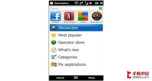WM的佳音 微软将开放移动平台服务店
