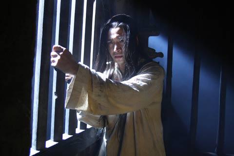 在牢狱中的何晟铭