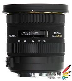 适马超广角新镜10-20mm F3.5 EX DC HSM