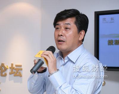 中华工商时报总编辑李忠春