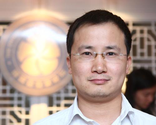 威克多总经理助理刘军峰