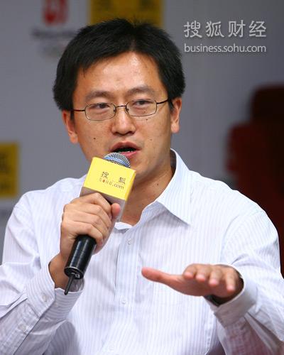 中国社科院世界经济与政治研究所国际金融室副主任 张明博士