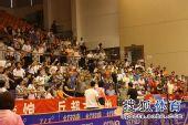 图文:张怡宁助北京3-1大同 观众欢呼雀跃