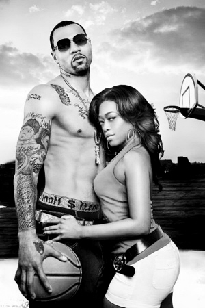 特瑞纳是一位来自迈阿密的性感说唱歌手,在去年7月,她和马丁的恋情