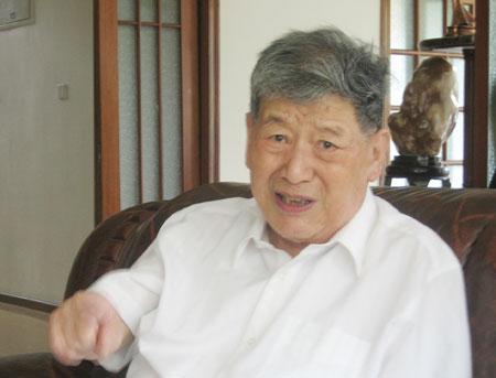 乔学亭(李寰摄)