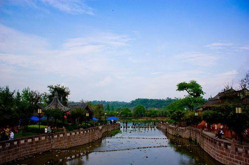 黄龙溪:十大千年古镇之首