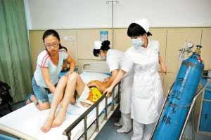 尿布续:其母免费住院