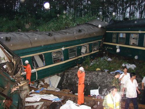 国内新闻 广西柳州柳城火车脱轨事故 1473次列车脱轨消息